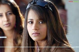 Trisha in Bujjigadu