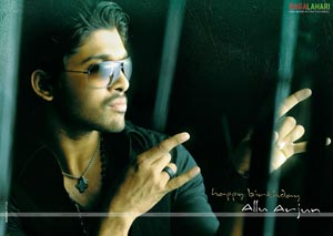 Allu Arjun Photo Gallery from Arya-2