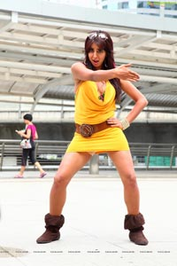 Super Hot Sanjjanaa in Jagan Nirdoshi