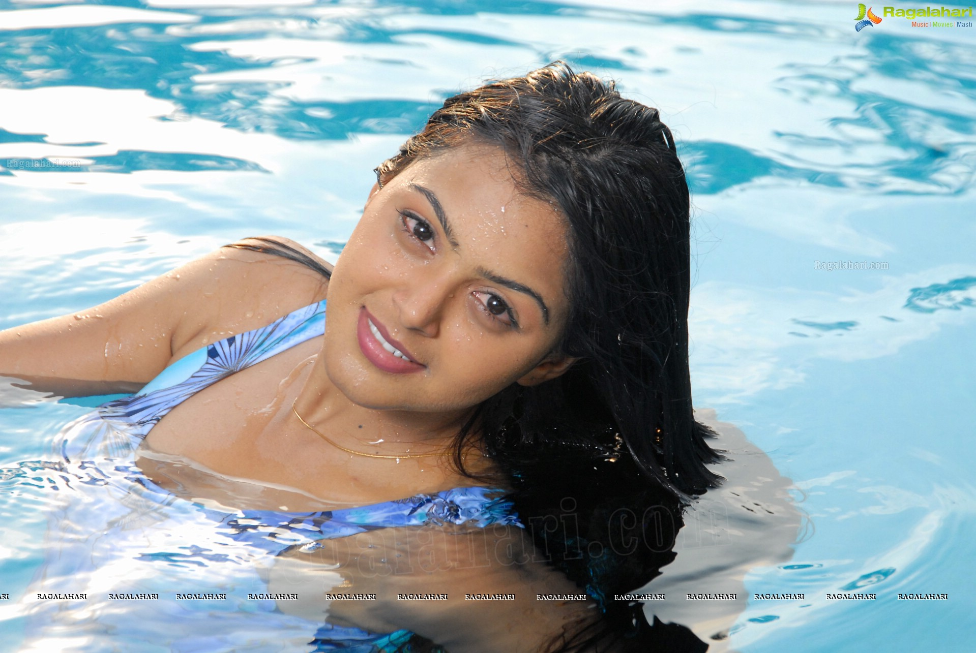 Inspirational Swimming Pool Movie Actress Name