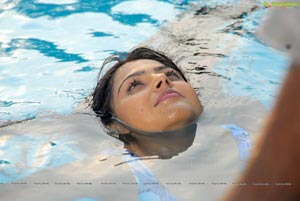 Monal Gajjar in Swimming Pool