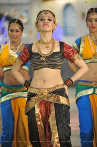 Tamanna Extraordinary Song Hot Photos