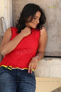 Hyderabad Girl Tanusha