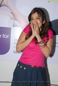 Colours Swathi in Pink T Shirt