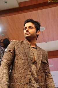 Nitin @ Blenders Pride Hyderabad 2012
