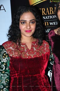 Nithya Menon @ Blenders Pride Hyderabad 2012