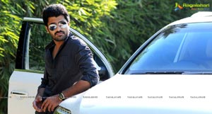Sharwanand Stylish Photos