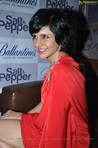 Mandira Bedi Salt N Pepper