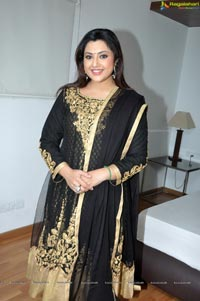 South Indian Film Actress Meena