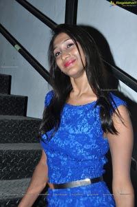 Indian Female Model Divya Merh