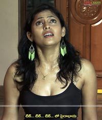 Saira Bhanu From Tik Tik Tik