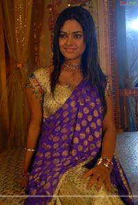 Meera Chopra at Jaganmohini Muhurat