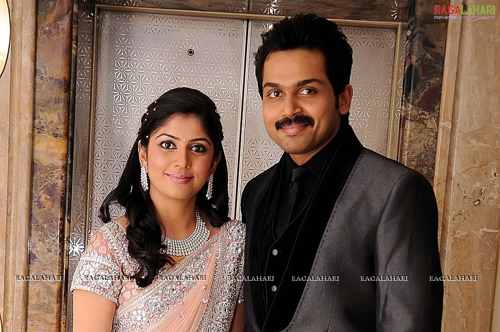I Will Be Seen As A In Biriyani Hero Karthi S Interview Tollywood Star Interviews