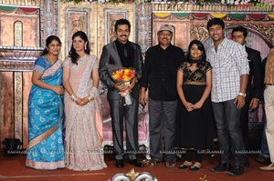 Karthi-Ranjani Wedding Reception