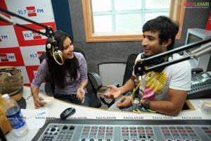 Priya Anand at Radio Mirchi