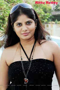 Reetu Reddy Spicy Photos