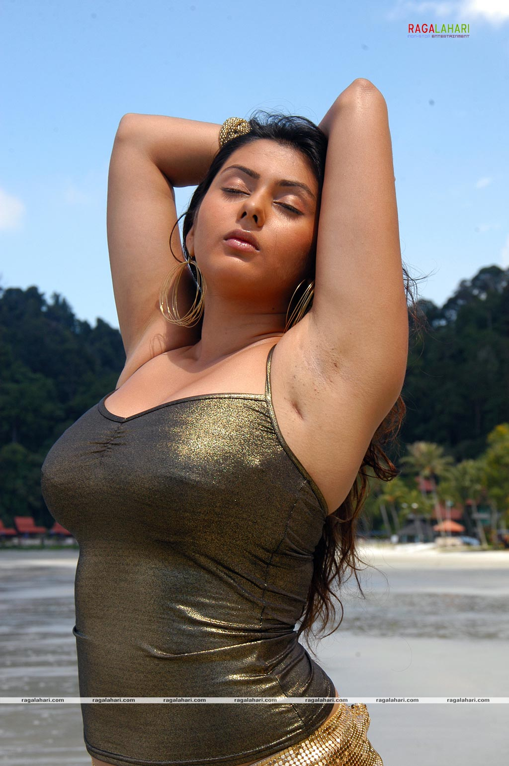 Watch Namitha video