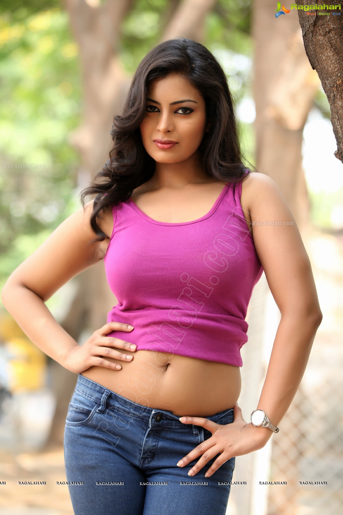 Aakankshaa Mohan Exclusive Image 107 Tollywood Actress