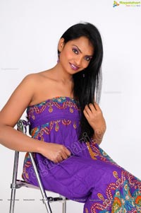 Srinidhi Studio Shoot