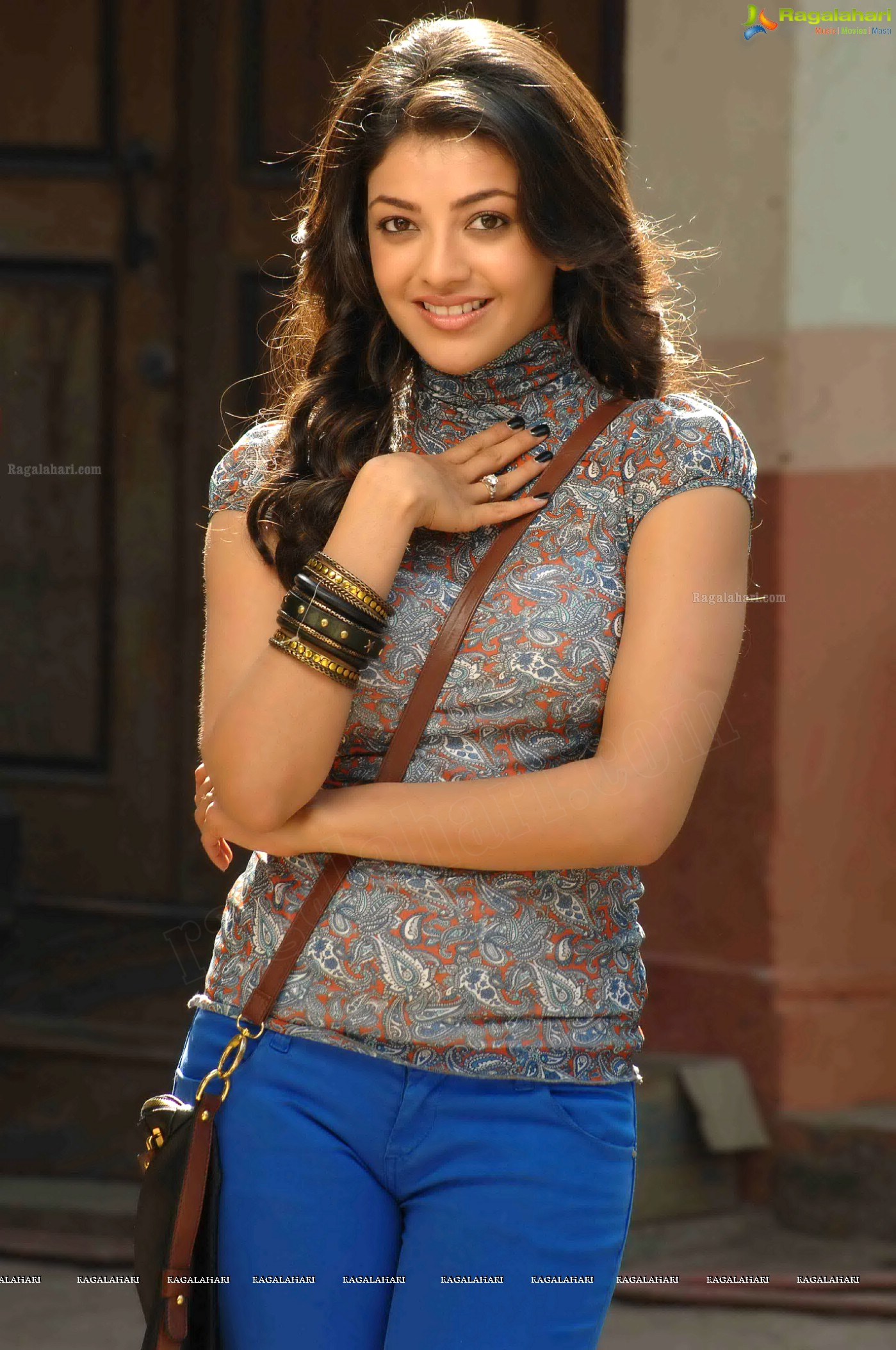Kajal Aggarwal (Posters) Image 6 | Tollywood actress ...