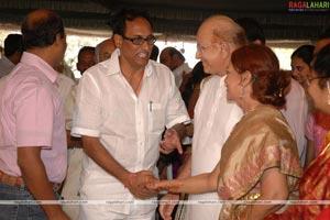 Jyothi(Vijaya Nirmala's Niece)-Akul Balaji Wedding Function