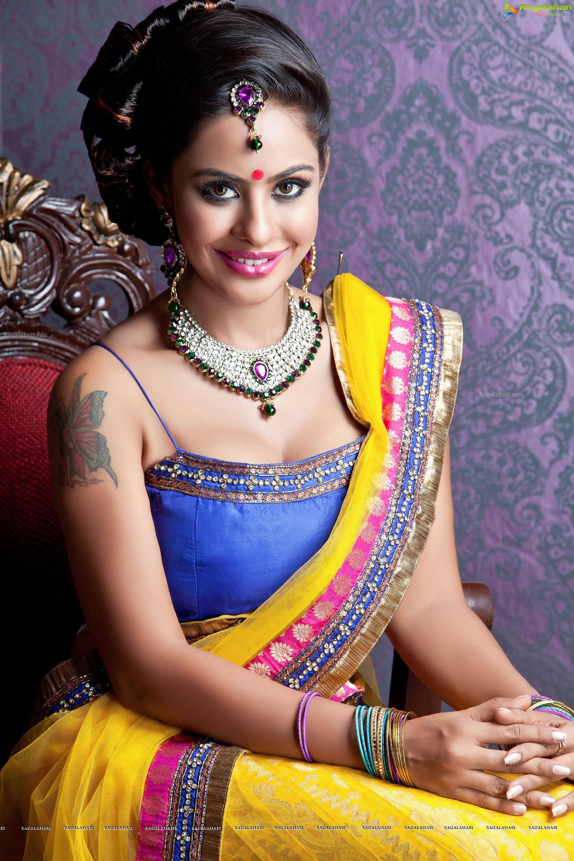 srilekha hot actress hot saree hot navel hot cleavage